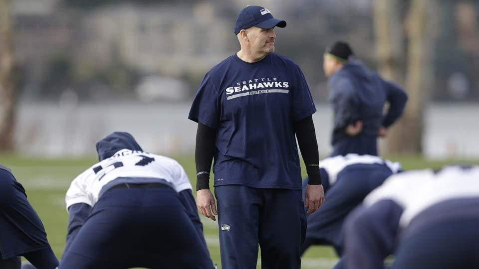 Seahawks defensive coordinator Dan Quinn was one of the league's top assistants last season.
