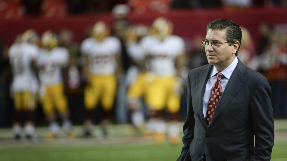 Washington Redskins owner Daniel Snyder said Wednesday that the team has