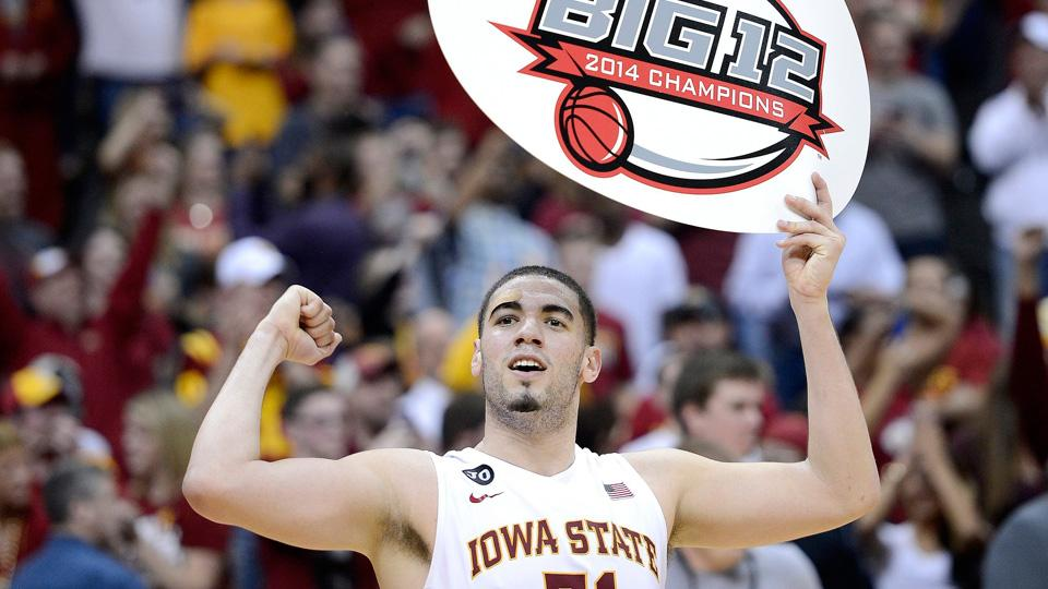 Georges Niang helped Iowa State win a surprise Big 12 championship but made an early exit from the NCAA tournament with a broken foot.
