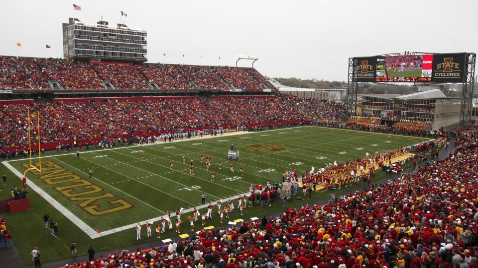 Iowa State Cyclones 2014 schedule