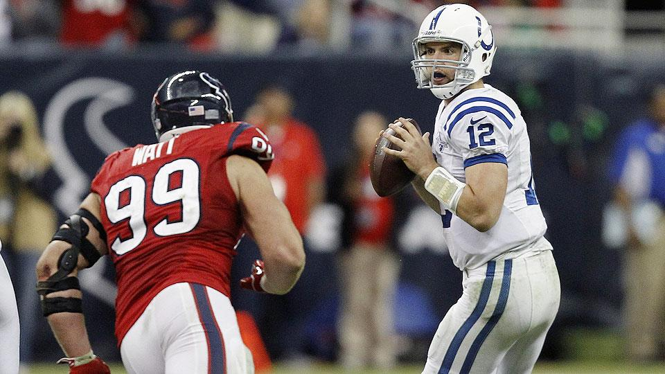 NFL odds: Previewing the AFC South