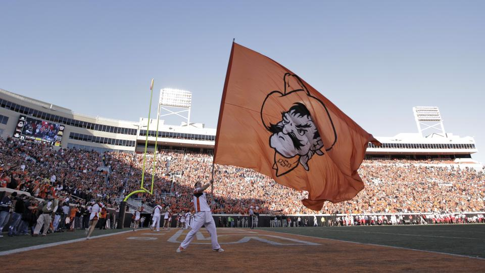 Oklahoma State Cowboys 2014 football schedule