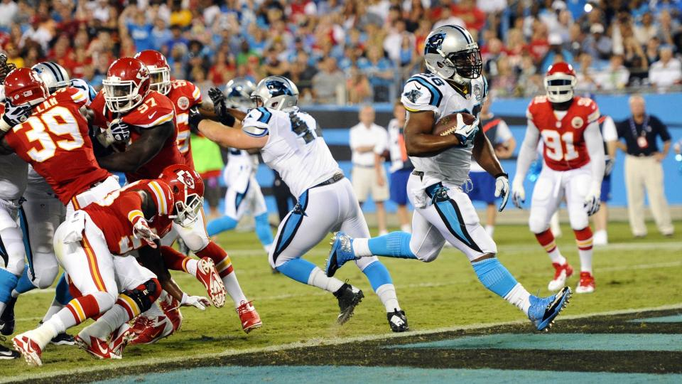 FAA looking into drone flight over Chiefs-Panthers game