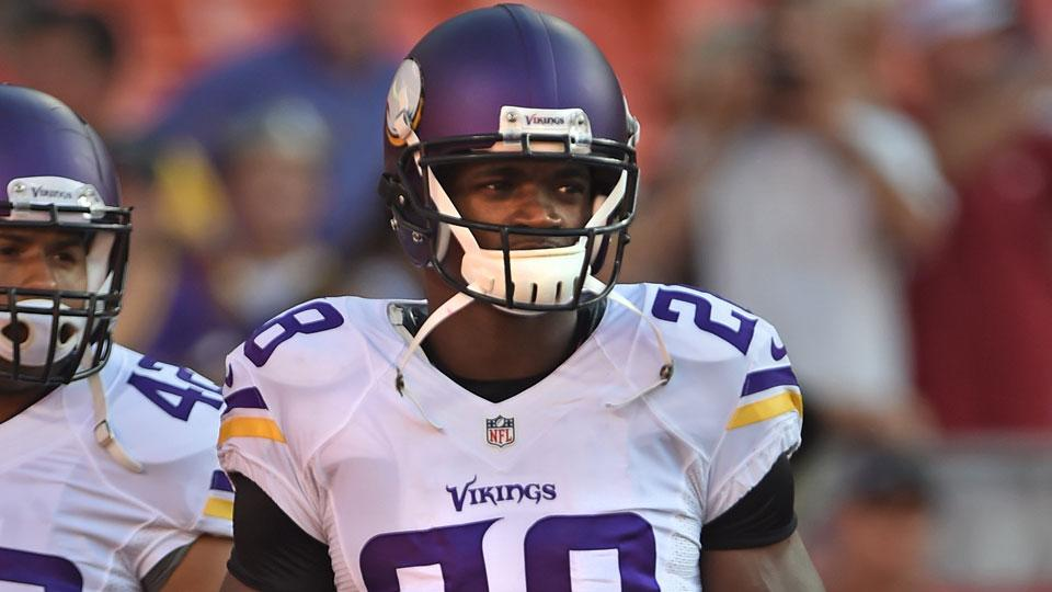 Report: Vikings' Adrian Peterson told Jerry Jones he'd play for Cowboys