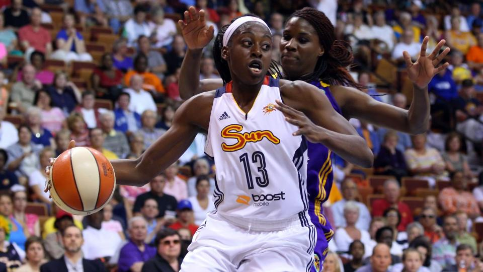 Sun forward Chiney Ogwumike named WNBA Rookie of the Year