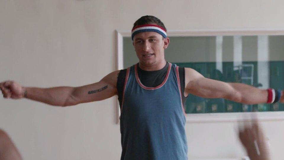 Johnny Manziel becomes Johnny JamBoogie in new commercial