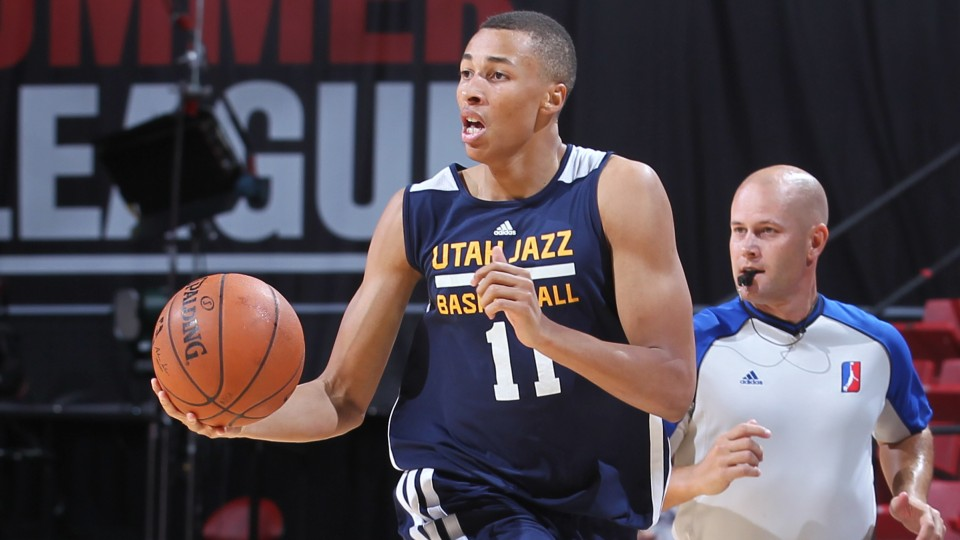 Report: Dante Exum expected to come off bench for Australia