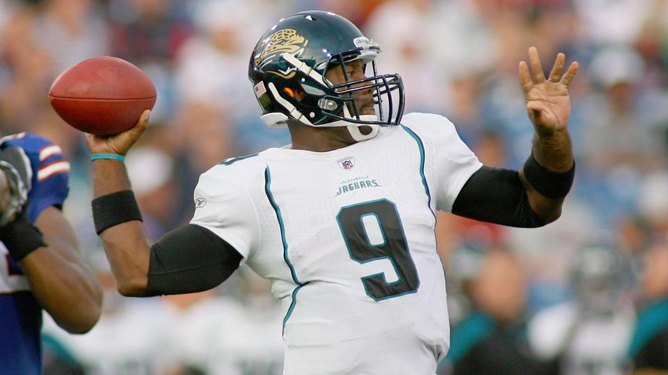 Quarterback David Garrard expects to play this season