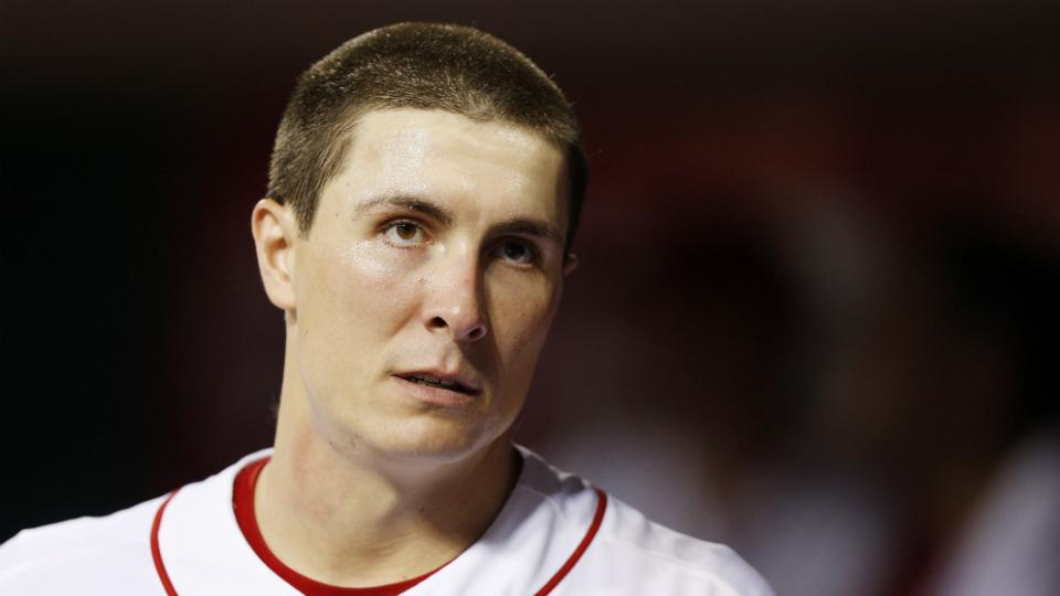 Reds pitcher Homer Bailey could be shut down for season after setback