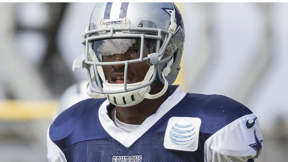 Report: Cowboys' Jakar Hamilton suspended four games