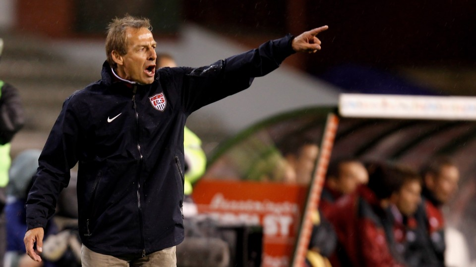 Jurgen Klinsmann names roster for USMNT friendly vs. Czech Republic