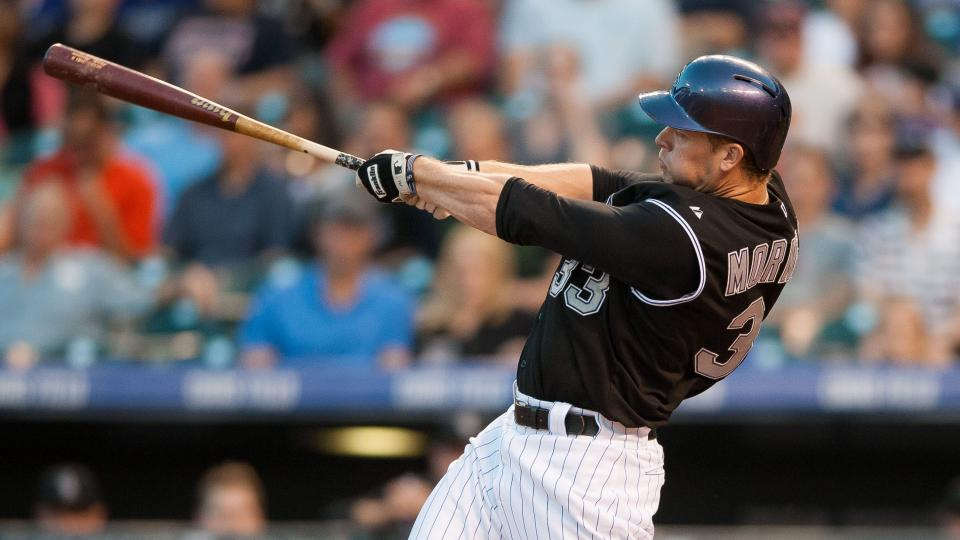Rockies, Brewers unable to agree on trade for Justin Morneau