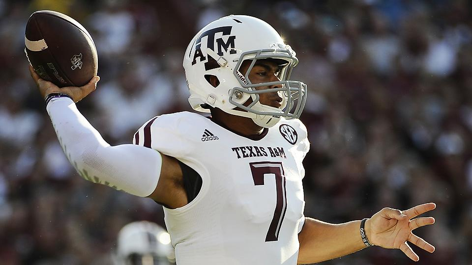Three and Out: Kenny Hill mesmerizes as Texas A&M routs South Carolina