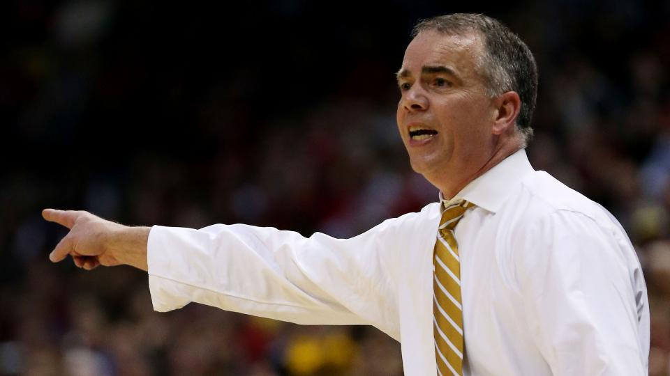 Wofford head coach Mike Young