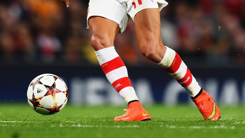 Adidas reveals new Champions League ball