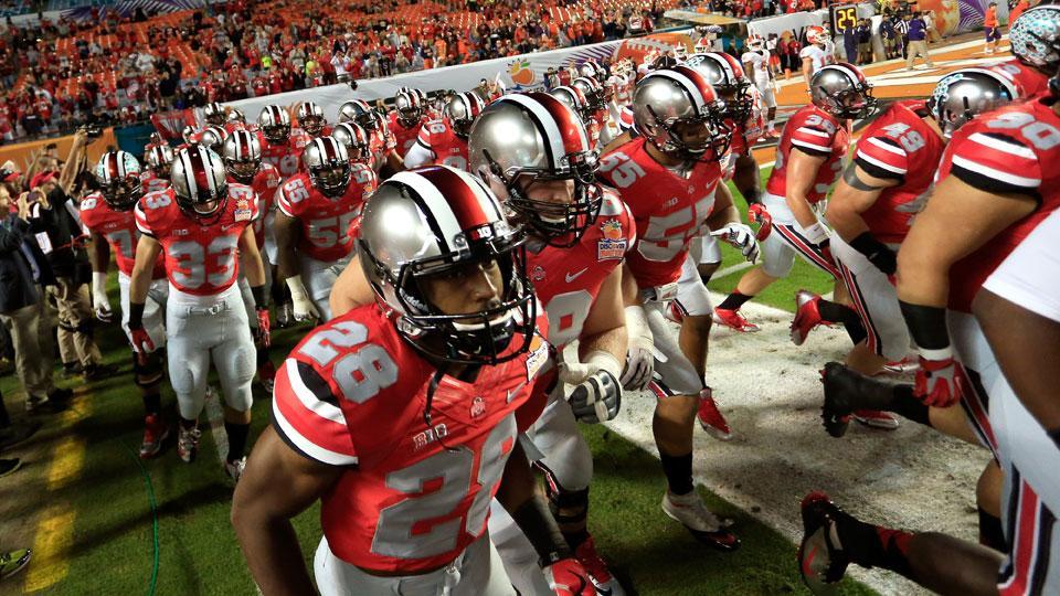 Ohio State vs. Navy: Game time, live stream, TV coverage