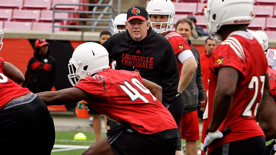 Lather, rinse, repeat: Is Louisville's Bobby Petrino truly a changed man?