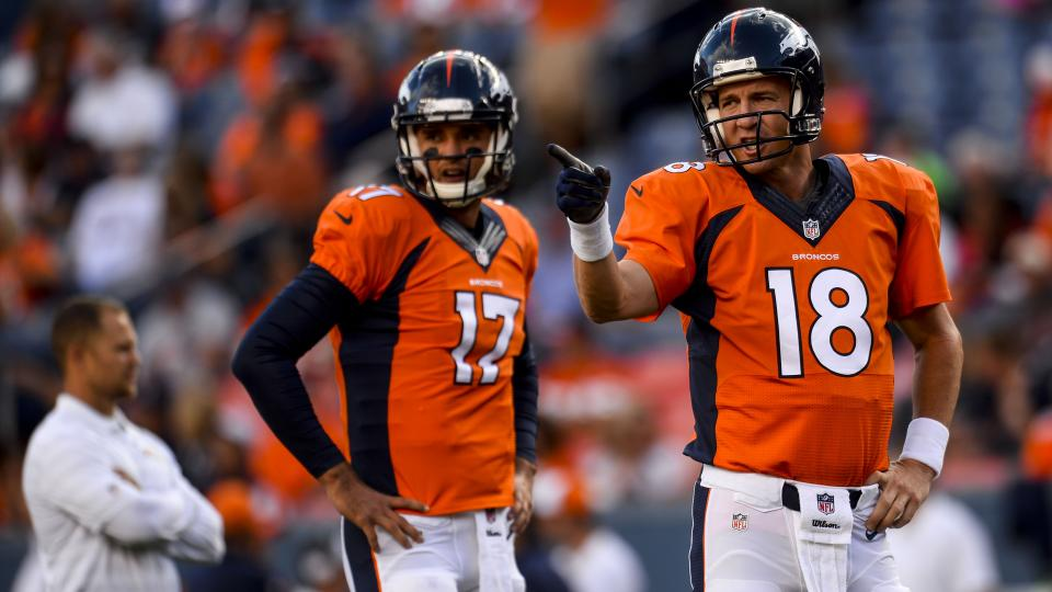 Report: NFL fines Broncos' Peyton Manning for taunting penalty