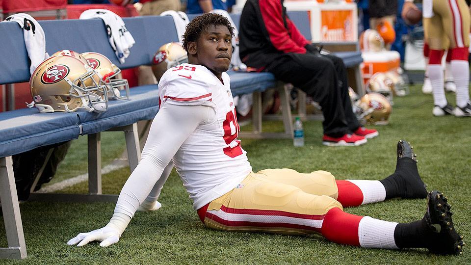 Aldon Smith suspension creates big hole in San Francisco 49ers defense