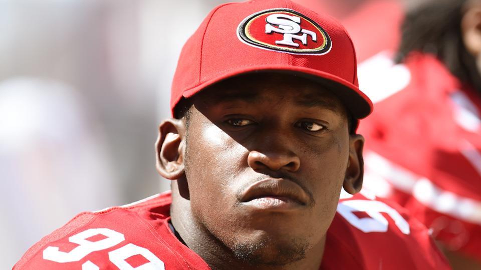 49ers outside linebacker Aldon Smith suspended nine games