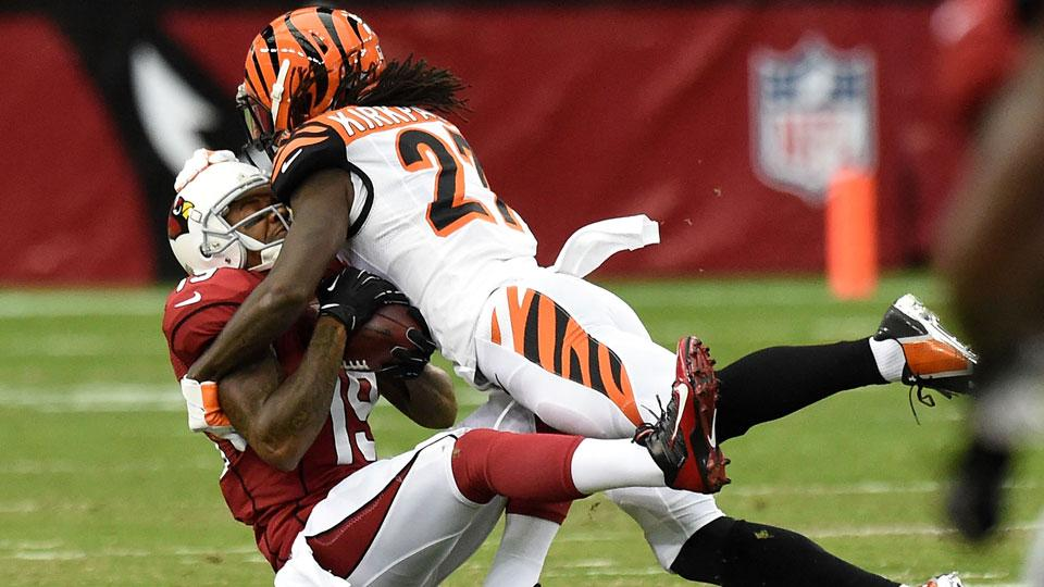 Bengals CB Dre Kirkpatrick fined $22,050 for unnecessary roughness
