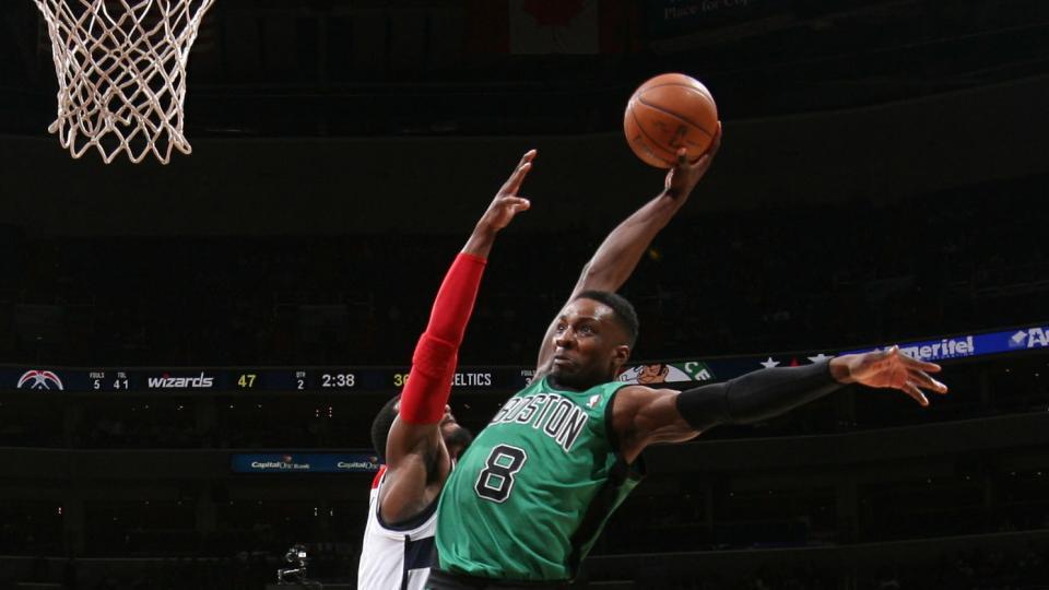 Celtics forward Jeff Green donates $1 million to Georgetown