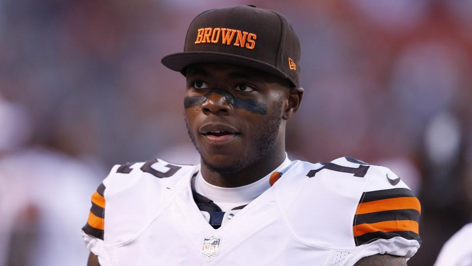 Browns' Nate Burleson on Josh Gordon: 'We've still got his back'