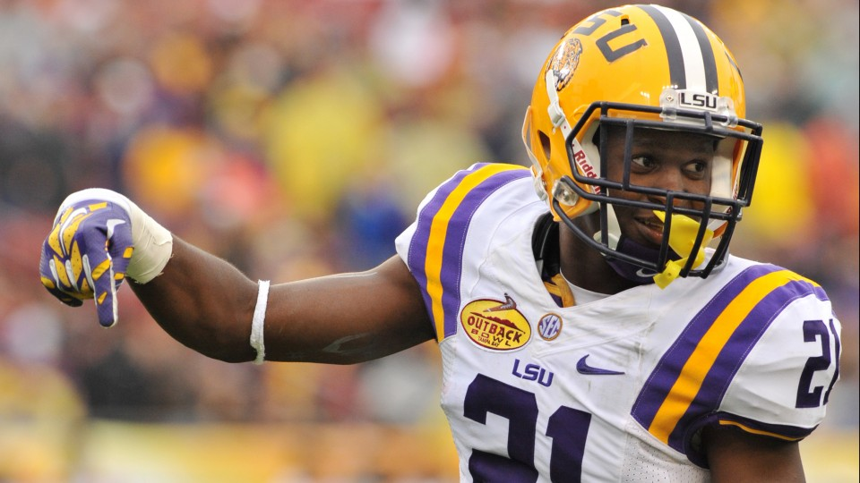 Report: LSU's Rashard Robinson did not travel for game against Wisconsin