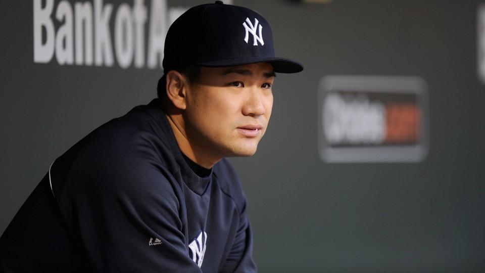 Masahiro Tanaka says he has 'general soreness' in his throwing arm