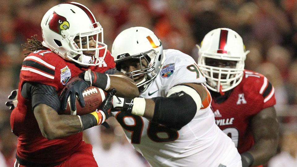 Miami (FL) vs. Louisville: Game time, live stream, TV coverage