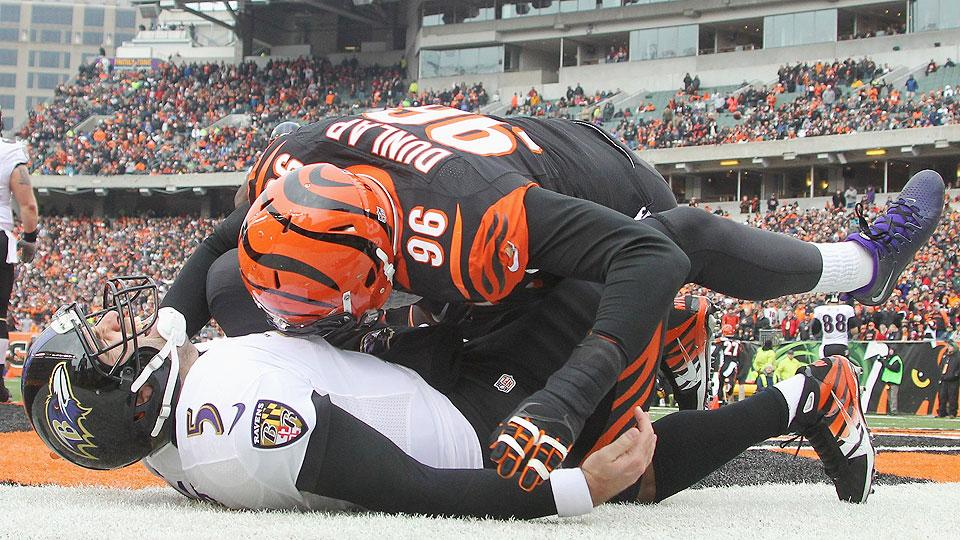 NFL odds: Previewing AFC North