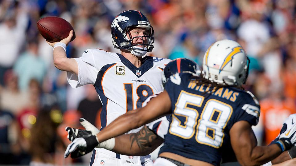 NFL odds: Previewing AFC West