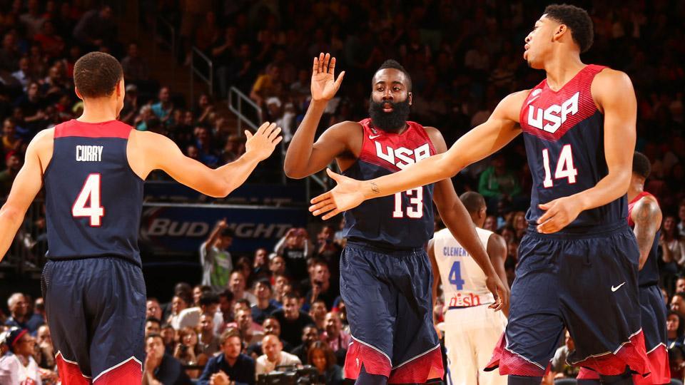 Oddsmaker sets U.S., Spain as heavy favorites in FIBA World Cup