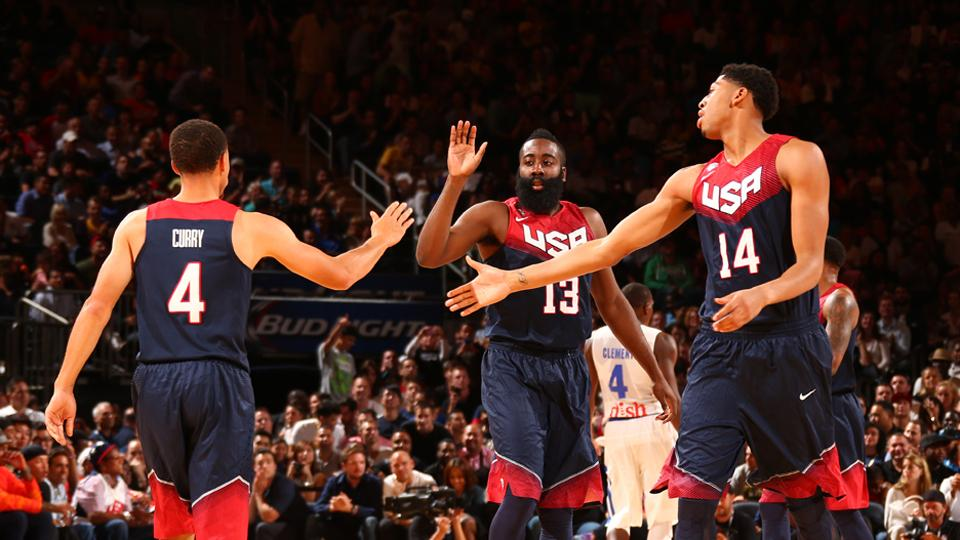 Team USA's Colangelo: World Cup team 'by far' better than 2010 squad