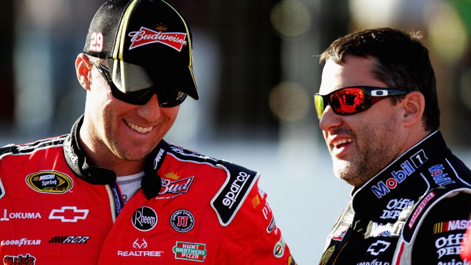 Kevin Harvick on Tony Stewart's return: 'That will be great medicine'