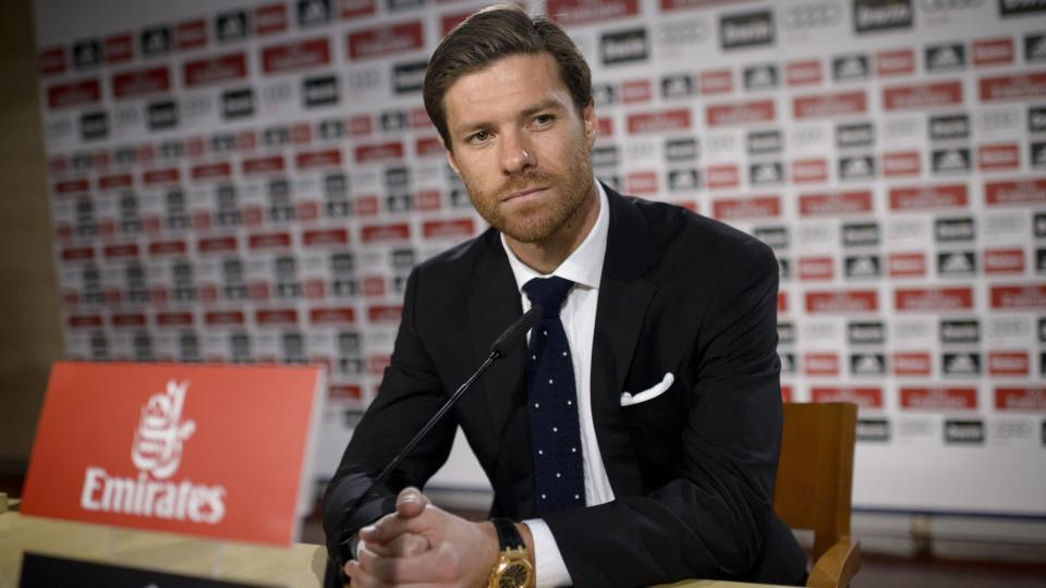 Bayern Munich finalizes acquistion of Real Madrid's Xabi Alonso