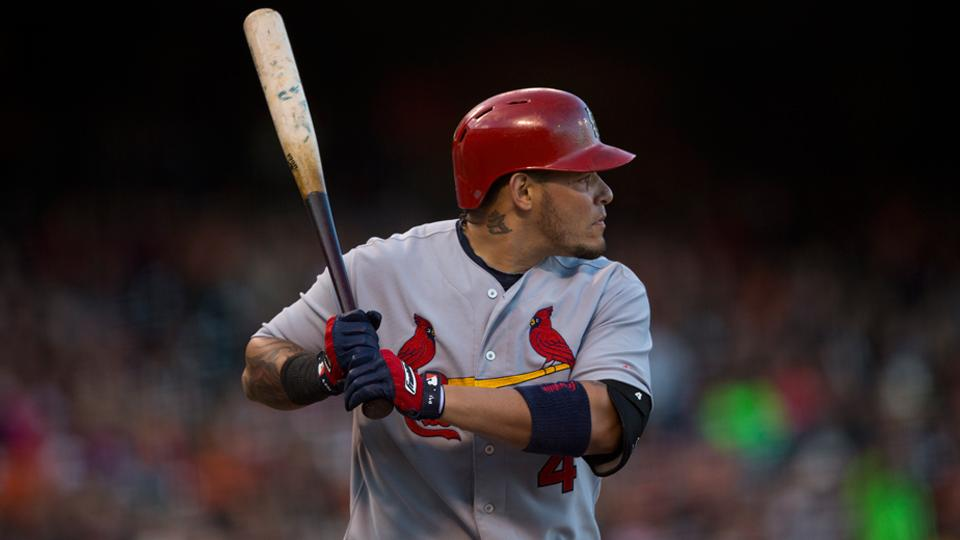 Cardinals activate Yadier Molina (thumb) from 15-day disabled list