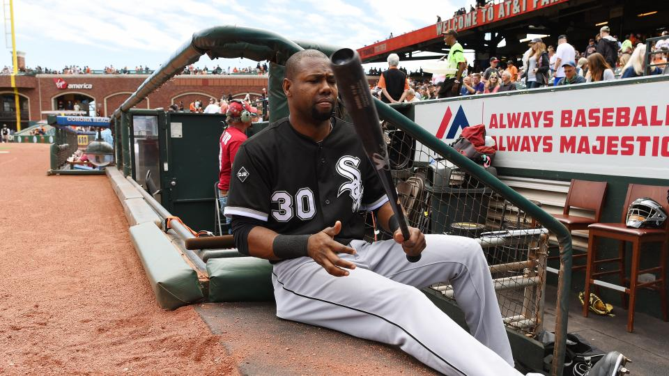 Report: Orioles get OF Alejandro De Aza in trade with White Sox