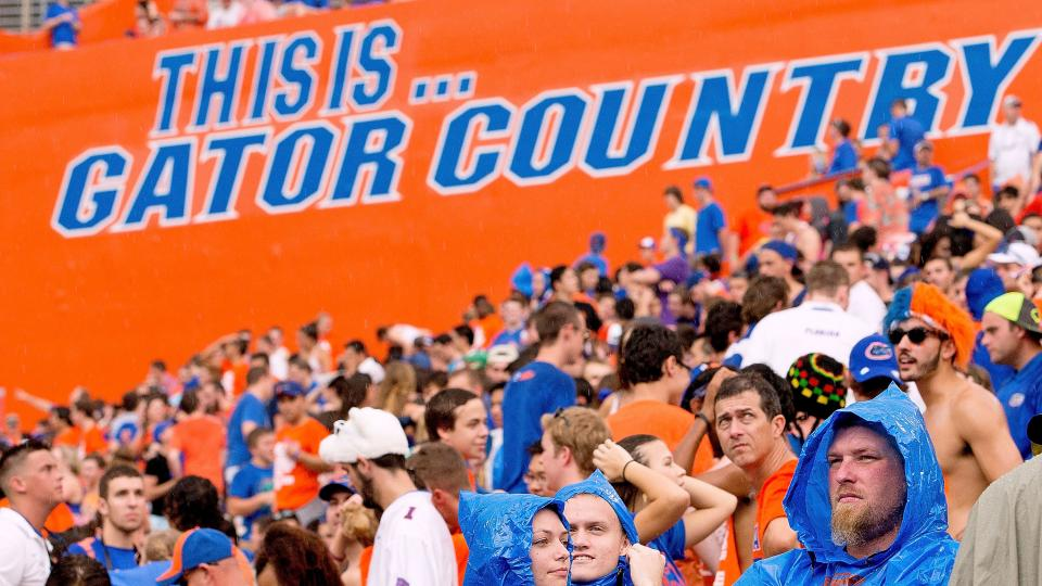 Florida-Idaho game called off due to 'unplayable field conditions'