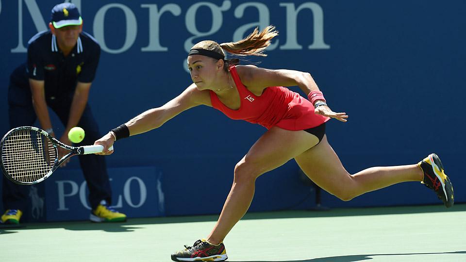 U.S. Open Day 6 recap: Krunic shows No. 3 seed Kvitova the door in upset