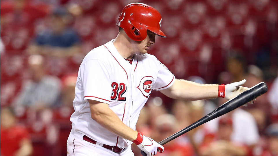 Reds RF Jay Bruce: 2014 'most embarrassing year of my life'