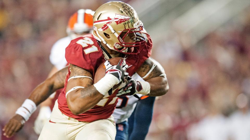 Florida State's Chris Casher out vs. Oklahoma State with academic issue