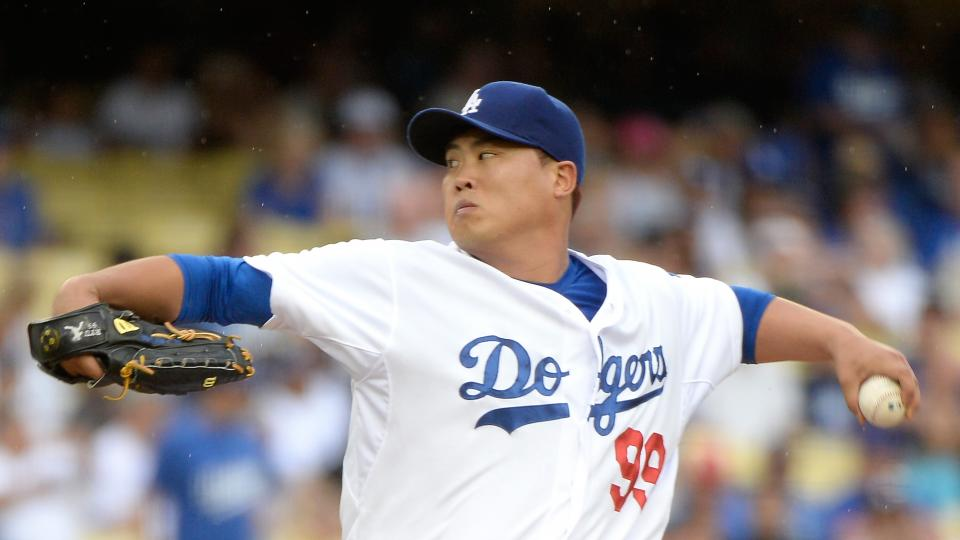 Dodgers activate Hyun-Jin Ryu and Juan Uribe from DL