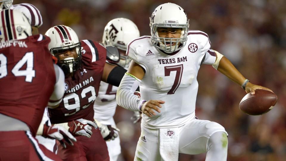 Week 1 displays college football's unpredictability; Punt, Pass & Pork