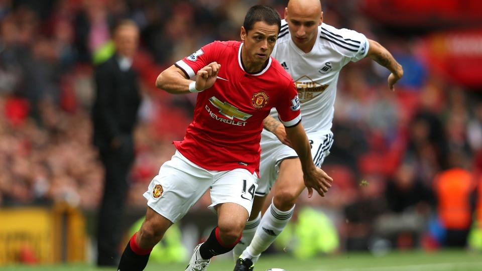 'Chicharito' headed to Real Madrid on loan from Man United