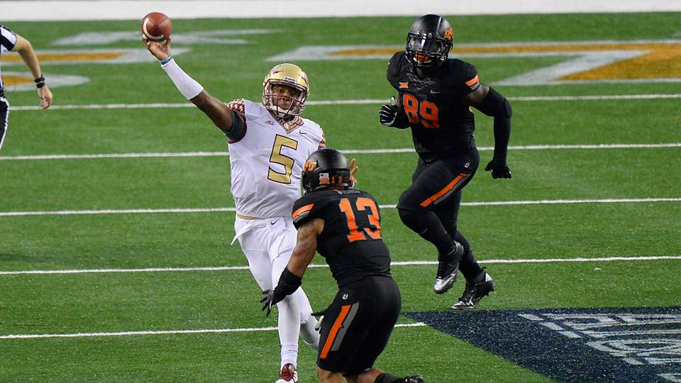 No celebration for Florida State after narrow win over Oklahoma State