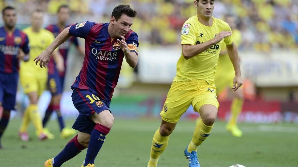 Lionel Messi injures hip in Barcelona's win over Villarreal