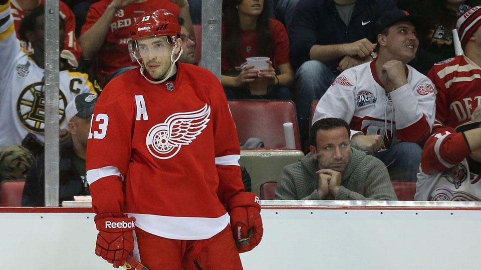 Top Line: Datsyuk talks playing in KHL; more must-read links