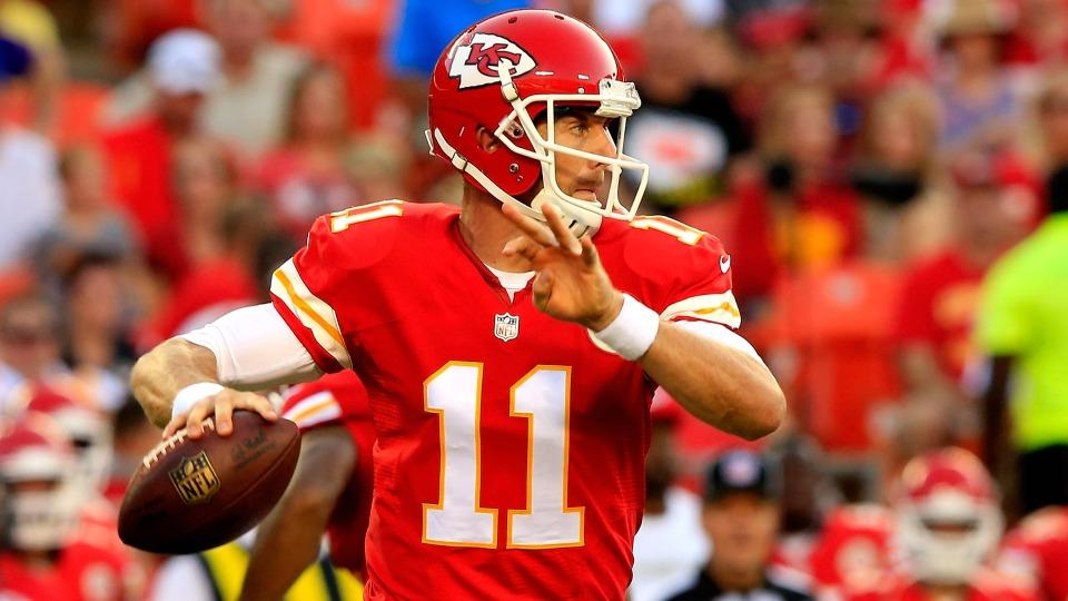 Report: Chiefs, QB Alex Smith agree to four-year deal