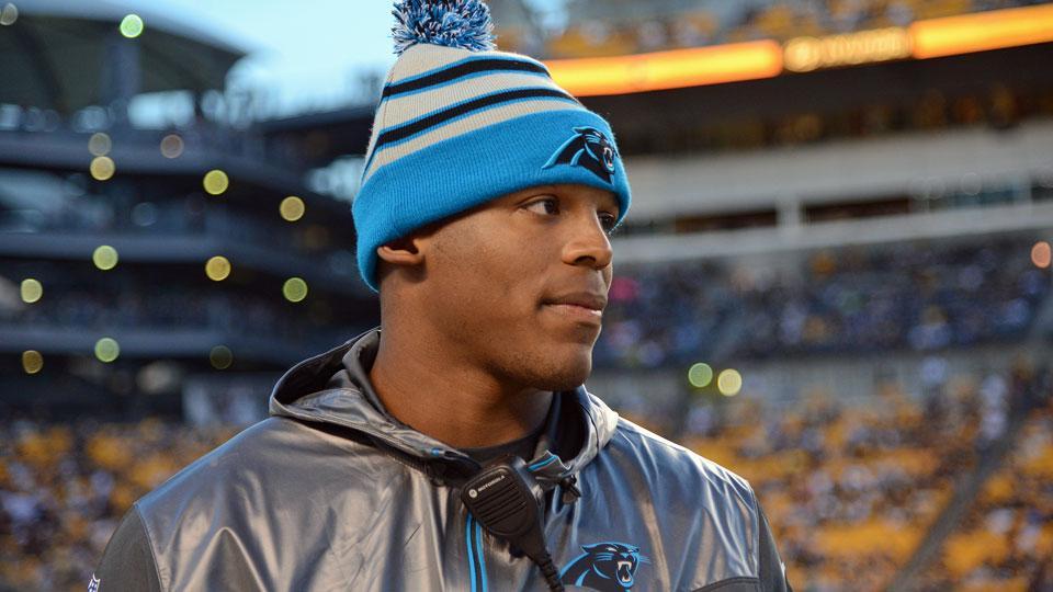Panthers' Ron Rivera 'still confident' Cam Newton will start Week 1